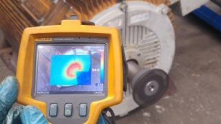cerkezkoy-bobinaj-asenkron-motor-termal-kamera-test-sarim-bakim
