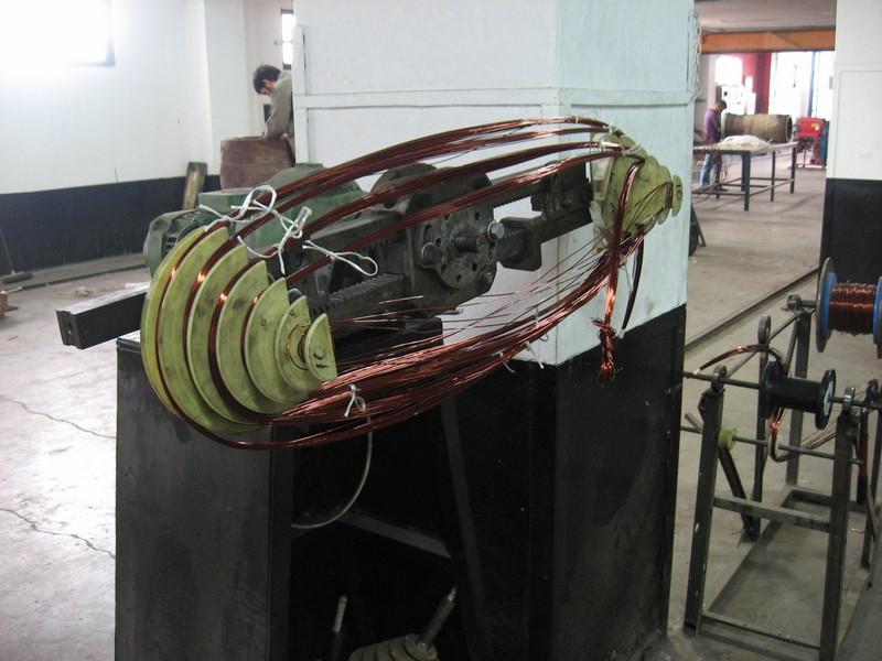 Elektrik Motoru Bakim Atolyemizin Teknolojik Ve Teknik Altyapisi