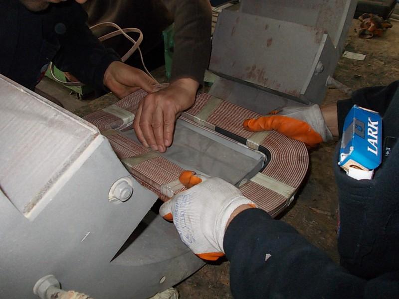 samsun ergolines manyetik karistirici sarım bakım onarimi