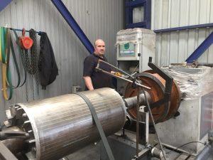 endustriyel rotor balansi